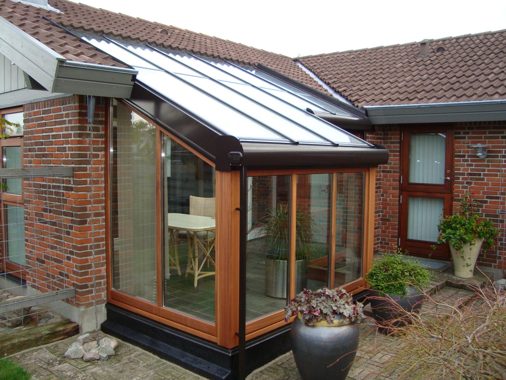 Solarlux SDL Avantgarde Vinterhave hos Lito Byg