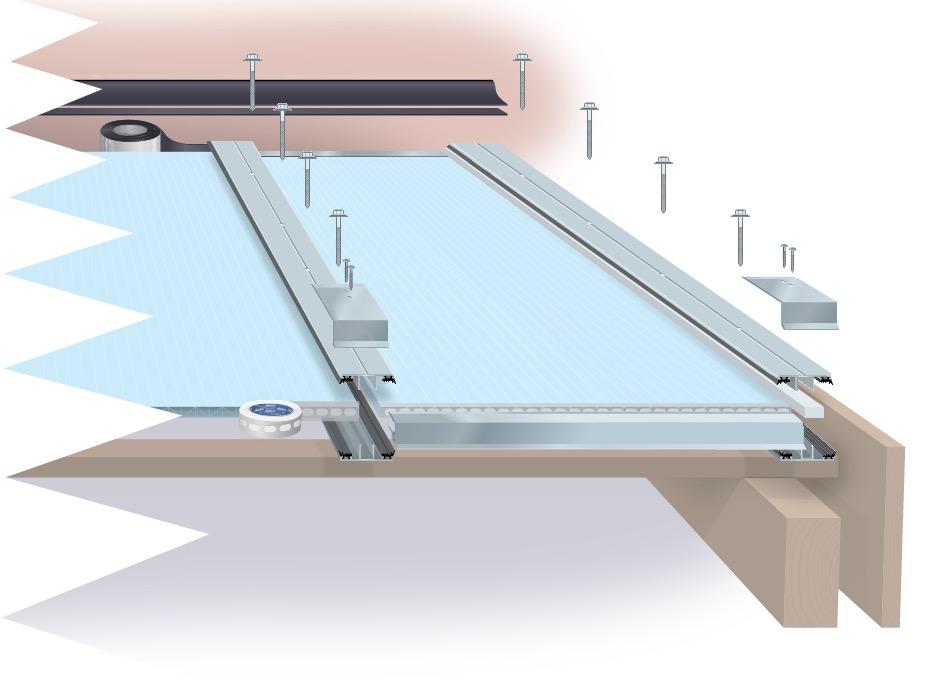Lægteløsning til termotag