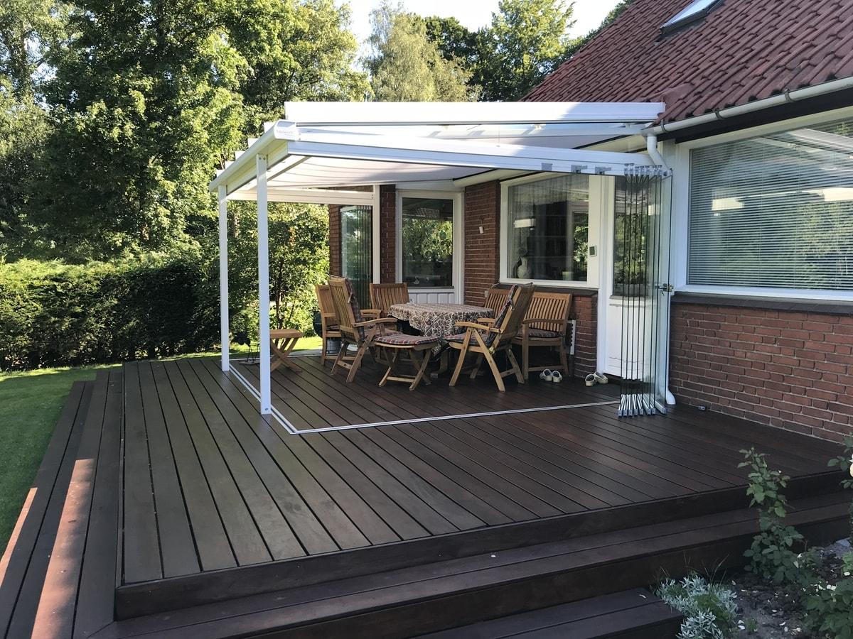 Picture of: Skyde Foldeglas Solarlux Glasfacader Helt Uden Rammer