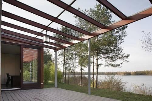 Solarlux Aura Glasoverdækning - Overdækning