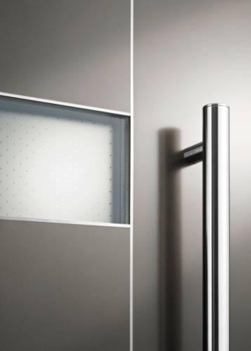 Grebløsning til døre med fx fingeraftrykslæser el. bluetooth