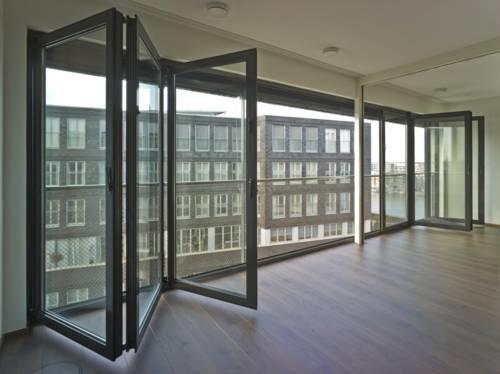 Foldedøre i lejlighed